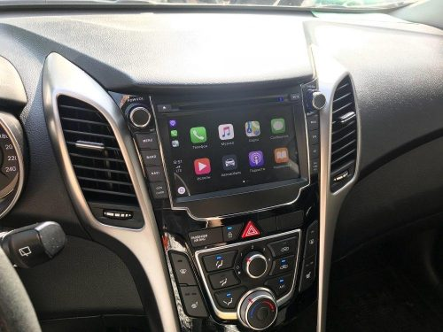 Apple Carplay Dongle, Universal CarPlay Adapter Plug and Play photo review
