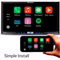 Apple Carplay Dongle, Universal CarPlay Adapter Plug and Play 7