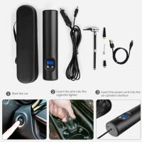 Portable Wireless Air Pump 11