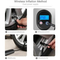 Portable Wireless Air Pump 13