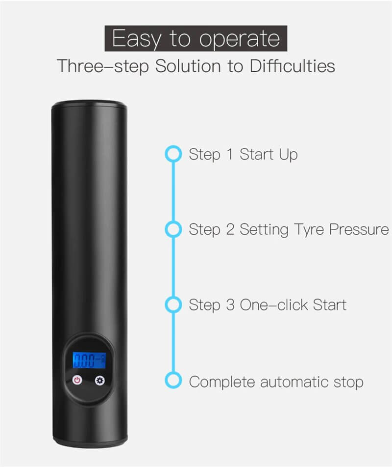 Portable Wireless Air Pump 28
