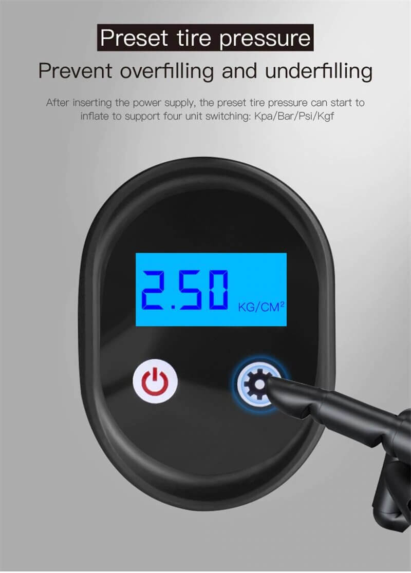 Portable Wireless Air Pump 20
