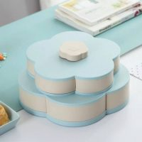 Lotus Snack Holder - Automatic Opening Flower Style 12