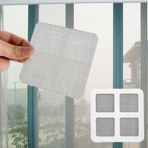 Screen Repair Patch, Door Window Screen Patch Tape 4