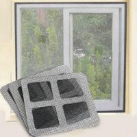 Screen Repair Patch, Door Window Screen Patch Tape 9