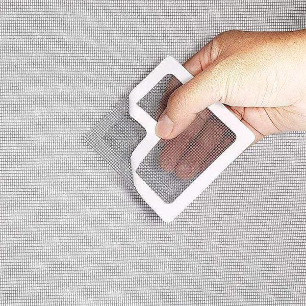 Screen Repair Patch, Door Window Screen Patch Tape 7