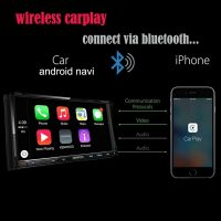 Wireless Carplay Dongle, USB Dongle For Almost Any Car 5
