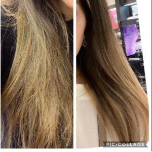 Kibiza Ceramic Tourmaline Ionic Flat Iron Hair Straightener photo review