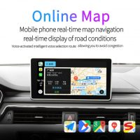 CarPlay adapter to convert wired CarPlay to wireless for original car head unit 7